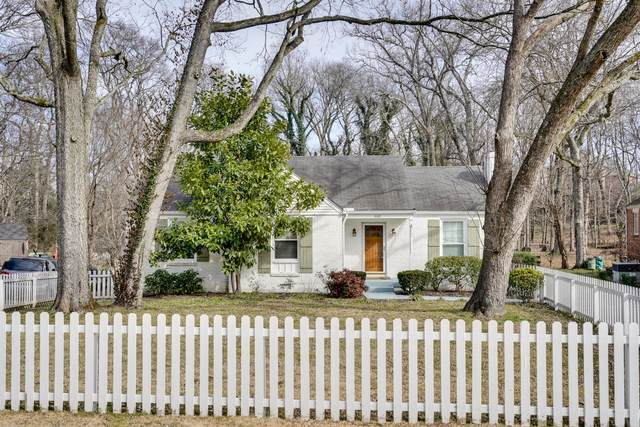 1112 Brookmeade Dr, Nashville, TN 37204 (MLS #RTC2219425) :: DeSelms Real Estate