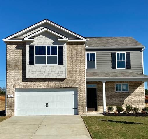 320 Ryan Road Lot 22, Chapel Hill, TN 37034 (MLS #RTC2219913) :: Live Nashville Realty