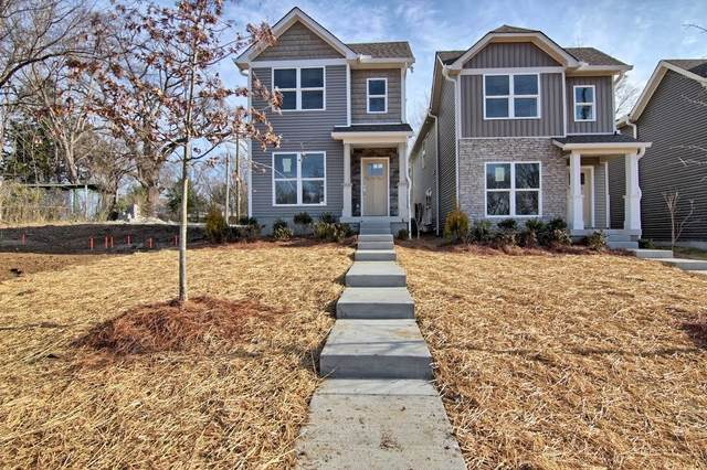 302B Ensley Ave, Old Hickory, TN 37138 (MLS #RTC2220207) :: HALO Realty