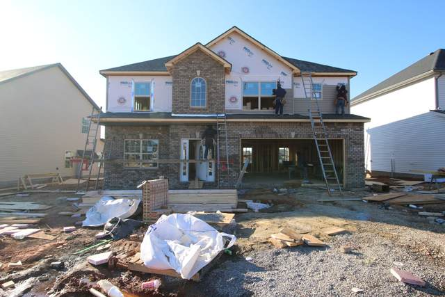 473 Autumn Creek, Clarksville, TN 37042 (MLS #RTC2220293) :: John Jones Real Estate LLC