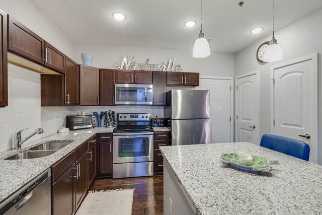 1114 Litton Ave #102, Nashville, TN 37216 (MLS #RTC2220896) :: The DANIEL Team | Reliant Realty ERA
