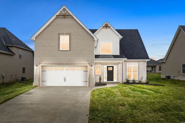 154 Hereford Farm, Clarksville, TN 37043 (MLS #RTC2221325) :: Nashville Home Guru