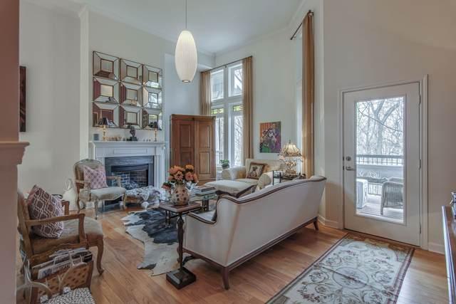 320 Old Hickory Blvd #1509, Nashville, TN 37221 (MLS #RTC2221634) :: Village Real Estate