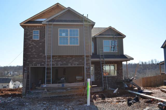 135 Ringgold Estates, Clarksville, TN 37042 (MLS #RTC2222114) :: The Milam Group at Fridrich & Clark Realty