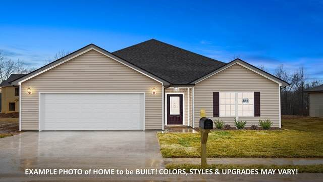 482 Fox Crossing, Clarksville, TN 37040 (MLS #RTC2222324) :: Berkshire Hathaway HomeServices Woodmont Realty