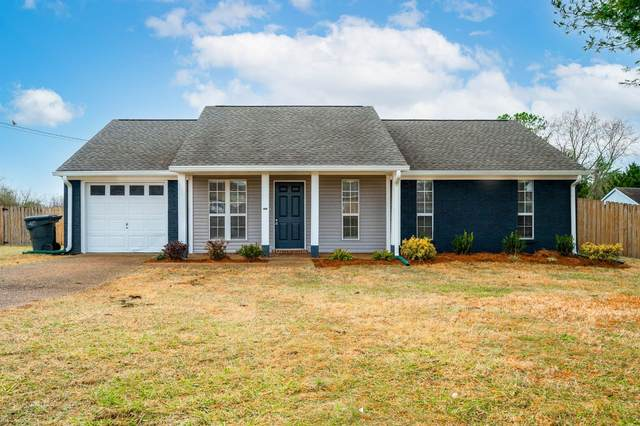 5007 Robinson Dr, Columbia, TN 38401 (MLS #RTC2222729) :: Village Real Estate
