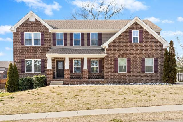 431 Fannis Cir, Gallatin, TN 37066 (MLS #RTC2223546) :: FYKES Realty Group