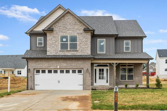 165 Hereford Farm, Clarksville, TN 37043 (MLS #RTC2223583) :: Fridrich & Clark Realty, LLC