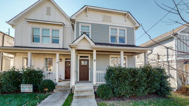 6005B Pennsylvania Ave, Nashville, TN 37209 (MLS #RTC2223889) :: Keller Williams Realty