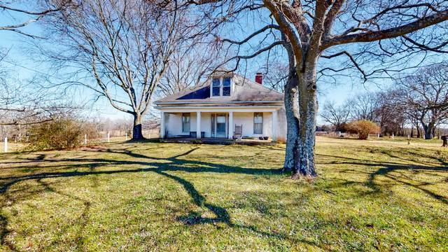 734 Old Nashville Dirt Rd, Shelbyville, TN 37160 (MLS #RTC2224409) :: Village Real Estate