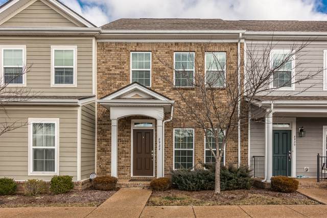8922 Sunnyfield Way, Nashville, TN 37211 (MLS #RTC2224732) :: HALO Realty