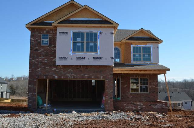 131 Ringgold Estates, Clarksville, TN 37042 (MLS #RTC2226214) :: The Milam Group at Fridrich & Clark Realty