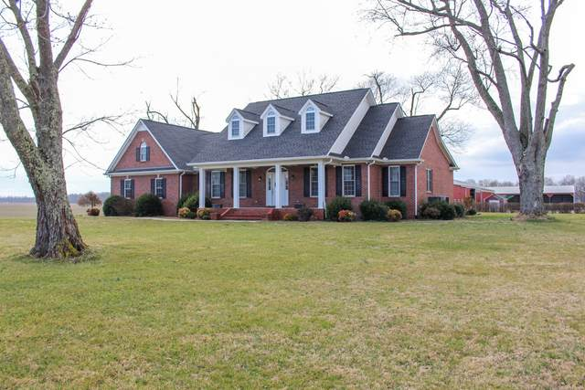 8141 Woodbury Hwy, Manchester, TN 37355 (MLS #RTC2226324) :: Nashville on the Move