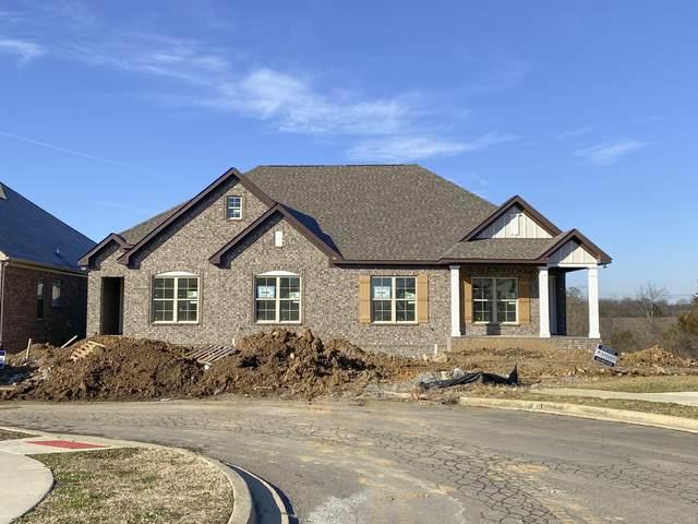1136 W Cavaletti Cir Lot 251, Gallatin, TN 37066 (MLS #RTC2226326) :: Trevor W. Mitchell Real Estate