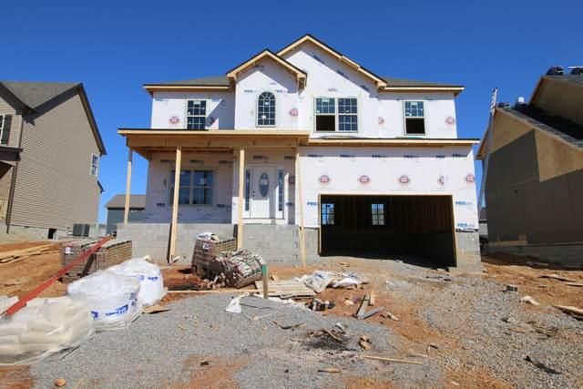 543 Autumn Creek, Clarksville, TN 37042 (MLS #RTC2226343) :: HALO Realty