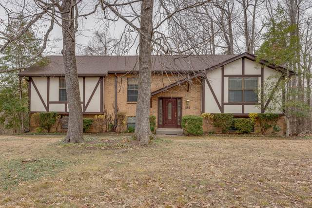 283 Harpeth View Trl, Kingston Springs, TN 37082 (MLS #RTC2226941) :: Village Real Estate