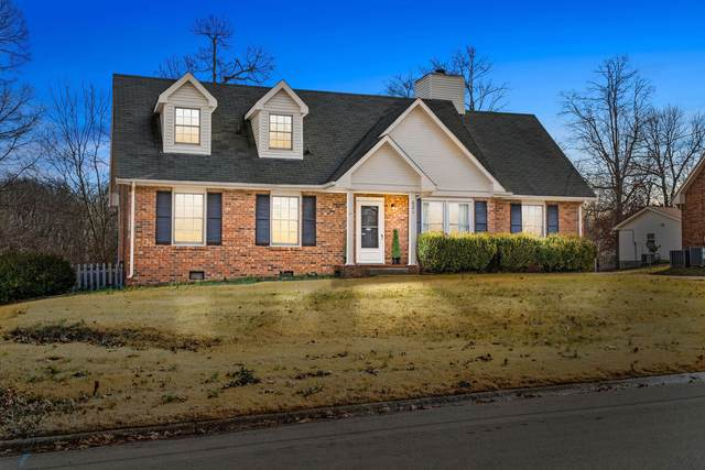 621 Wagon Trail Road, Clarksville, TN 37042 (MLS #RTC2227049) :: Trevor W. Mitchell Real Estate