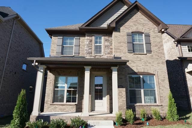 1032 Paddock Park Cir Lot 183, Gallatin, TN 37066 (MLS #RTC2227316) :: Trevor W. Mitchell Real Estate