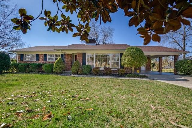 705 Dow Dr, Shelbyville, TN 37160 (MLS #RTC2228002) :: The Kelton Group