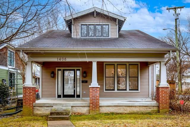 1406 Eastland Ave, Nashville, TN 37206 (MLS #RTC2228060) :: Trevor W. Mitchell Real Estate