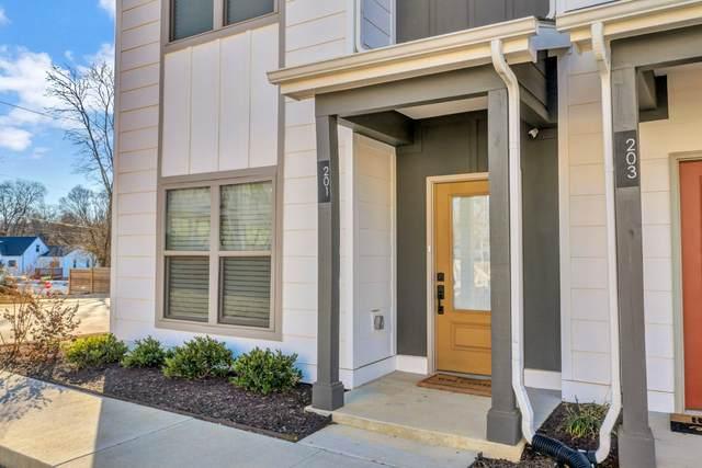 100 Thompson Lane #5, Nashville, TN 37211 (MLS #RTC2228281) :: Ashley Claire Real Estate - Benchmark Realty