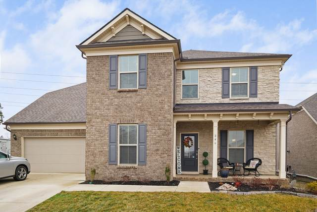 246 Rosemary Way, Mount Juliet, TN 37122 (MLS #RTC2228421) :: Armstrong Real Estate