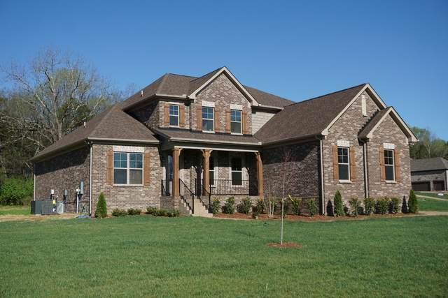 1109 Warlander Way Lot 101, Gallatin, TN 37066 (MLS #RTC2229035) :: Trevor W. Mitchell Real Estate