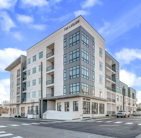 1125 10th Avenue N #507, Nashville, TN 37208 (MLS #RTC2229284) :: Live Nashville Realty