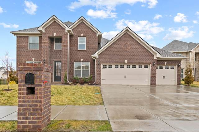 933 Covenant Blvd, Murfreesboro, TN 37128 (MLS #RTC2229549) :: Nelle Anderson & Associates
