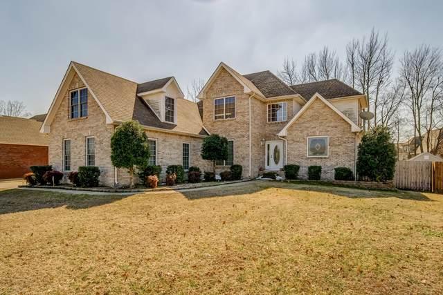 99 Gallant Ct, Clarksville, TN 37043 (MLS #RTC2230172) :: Nashville on the Move