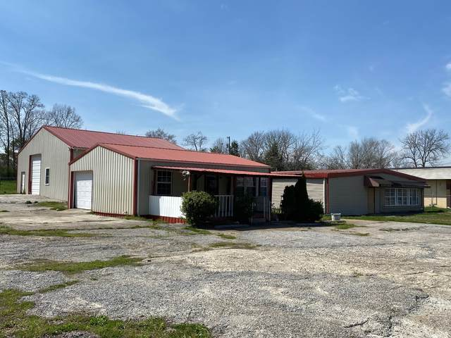 1106 Highway 82 S, Shelbyville, TN 37160 (MLS #RTC2231605) :: EXIT Realty Bob Lamb & Associates