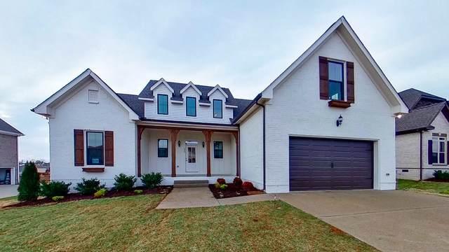 6054 Kidman Lane Lot 582, Spring Hill, TN 37174 (MLS #RTC2231708) :: The Miles Team | Compass Tennesee, LLC
