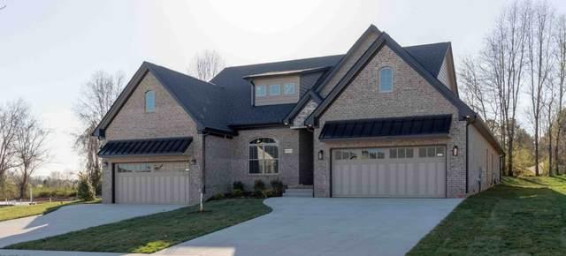 1092 Veridian Dr Unit 27B, Clarksville, TN 37043 (MLS #RTC2231987) :: Village Real Estate