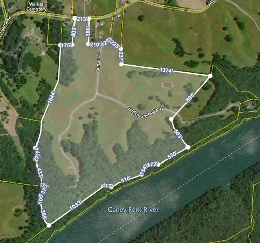 0 Allen Bend Rd., Smithville, TN 37166 (MLS #RTC2232278) :: Cory Real Estate Services
