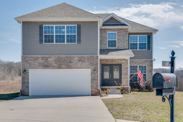 147 Overcrest Ct, Clarksville, TN 37043 (MLS #RTC2232422) :: Hannah Price Team