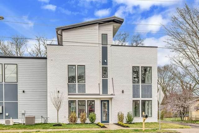 1803 11th Ave N, Nashville, TN 37208 (MLS #RTC2232698) :: Amanda Howard Sotheby's International Realty