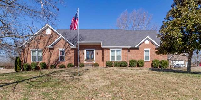 414 Savannah Trace Dr, Clarksville, TN 37043 (MLS #RTC2233181) :: Exit Realty Music City