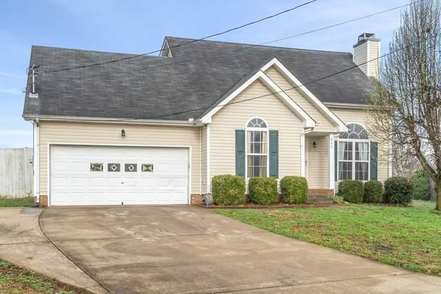 864 Gordon Pl, Clarksville, TN 37042 (MLS #RTC2233937) :: Christian Black Team