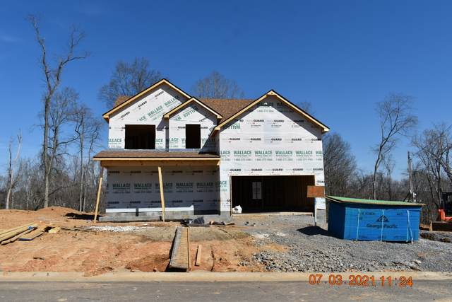 397 Kristie Michelle Ln, Clarksville, TN 37042 (MLS #RTC2233945) :: Christian Black Team