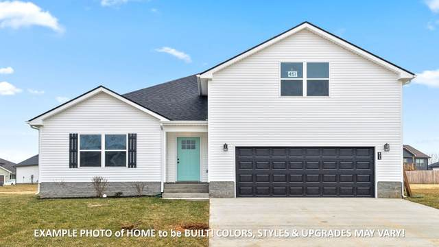 470 Liberty Park, Clarksville, TN 37042 (MLS #RTC2234031) :: Cory Real Estate Services