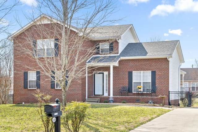 1329 Ambleside Dr, Clarksville, TN 37040 (MLS #RTC2234844) :: Ashley Claire Real Estate - Benchmark Realty