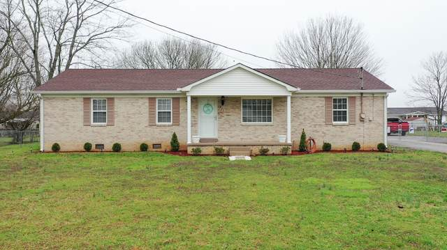 205 Peachtree St, Unionville, TN 37180 (MLS #RTC2234889) :: Ashley Claire Real Estate - Benchmark Realty