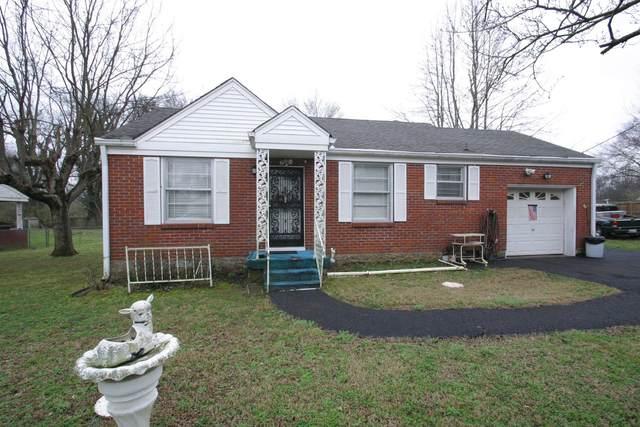 900 Matthews Ave, Nashville, TN 37216 (MLS #RTC2235144) :: DeSelms Real Estate