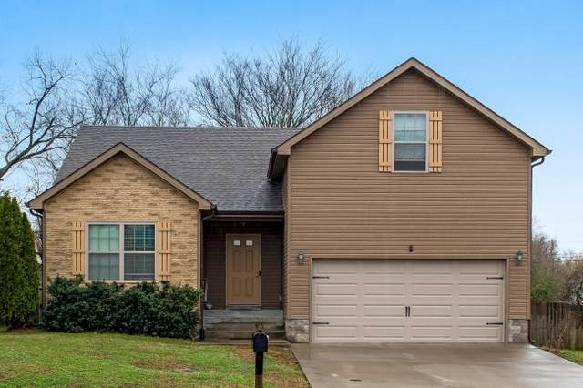 408 Leslie Wood Dr, Clarksville, TN 37040 (MLS #RTC2235187) :: Real Estate Works