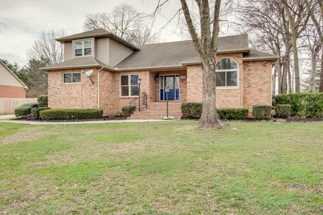 1443 Kensington Dr, Murfreesboro, TN 37130 (MLS #RTC2235390) :: Village Real Estate