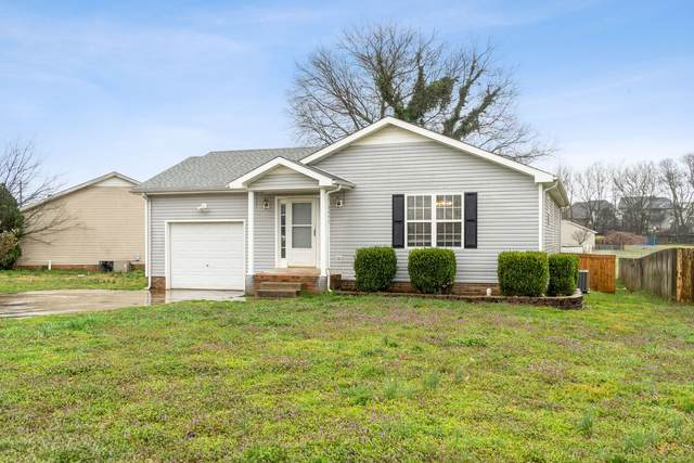 2424 Calico Ct, Clarksville, TN 37042 (MLS #RTC2235698) :: Platinum Realty Partners, LLC
