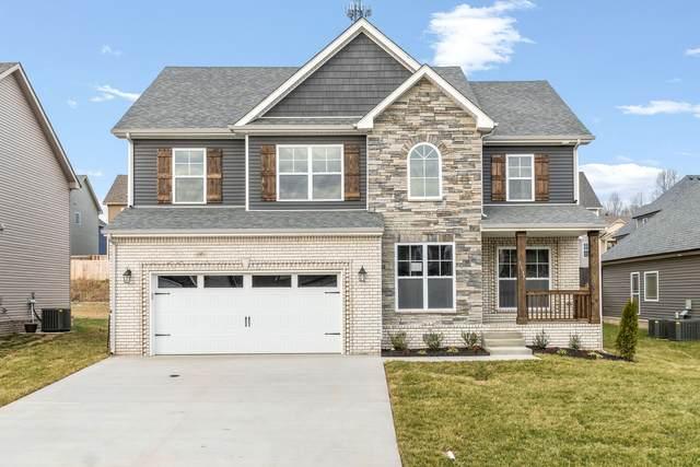 5 Glenstone Village, Clarksville, TN 37043 (MLS #RTC2235707) :: Platinum Realty Partners, LLC