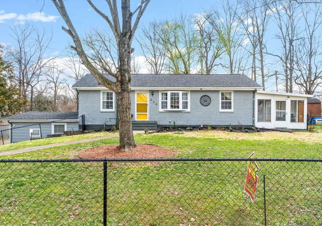 226 Norris Dr, Clarksville, TN 37042 (MLS #RTC2236266) :: Real Estate Works