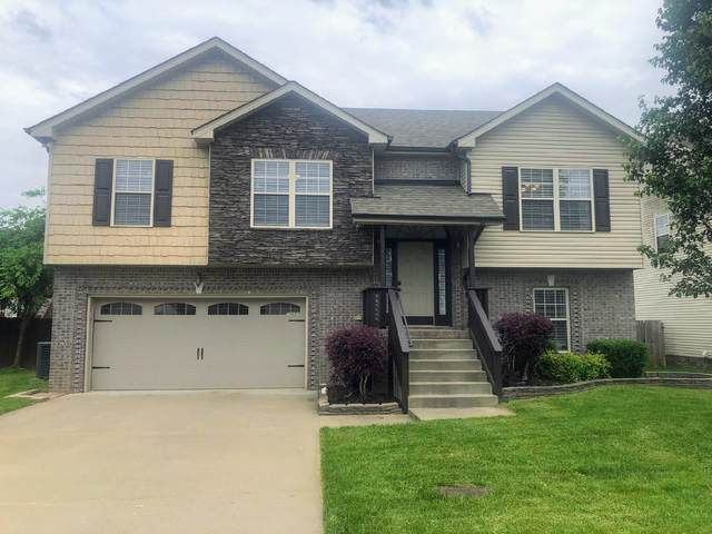 1260 Chinook Circle, Clarksville, TN 37042 (MLS #RTC2236775) :: The Godfrey Group, LLC