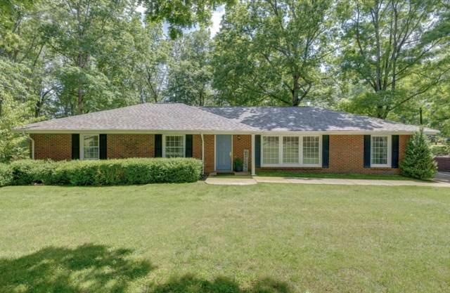 100 Bellwood Cir, Dickson, TN 37055 (MLS #RTC2237322) :: Hannah Price Team